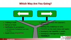 Which Way Are You Going graphic