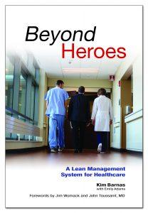 Beyond Heroes by Kim Barnas