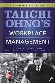 Taiichi Ohnos Workplace Management Taiichi Ohno 9780071808019