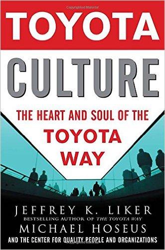 Toyota Culture Jeffery K liker and Michael Hoseus 9780071492171