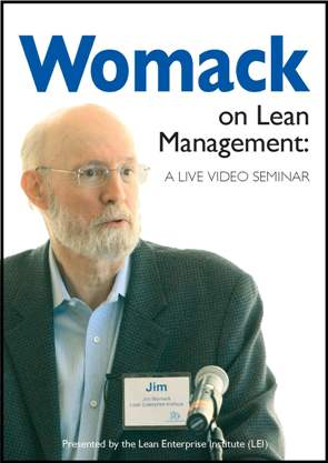 Womack on Lean Management