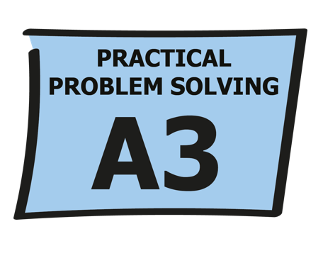 A3 8 Step Practical Problem Solving - Skill Level 2: Understanding